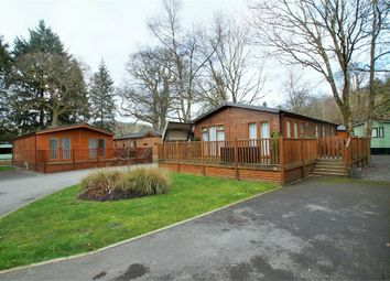 Thumbnail 3 bed mobile/park home for sale in Calgarth 14, White Cross Bay, Windermere