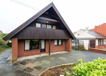 Thumbnail 4 bedroom detached house for sale in Wigan Road, Leigh