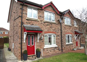 Thumbnail 3 bed semi-detached house for sale in Ash Grove, Heathhall, Dumfries