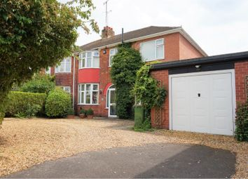Thumbnail 4 bed semi-detached house for sale in Amy Street, Narborough Road South