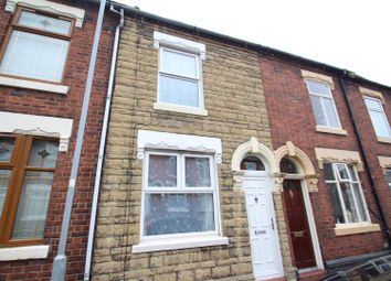 Thumbnail 2 bedroom terraced house to rent in Kimberley Road, Etruria, Stoke-On-Trent