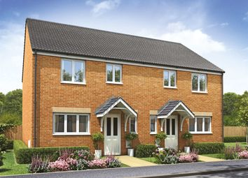 "Thumbnail 3 bed semi-detached house for sale in ""The Chester"" at Arcaro Road, Andover"