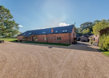 Thumbnail 6 bed barn conversion for sale in Wem Road, Clive, Shrewsbury