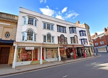 Thumbnail 3 bed flat for sale in High Street, Marlborough
