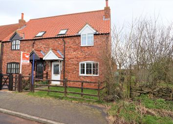 Thumbnail 3 bed semi-detached house for sale in Chapel Court, Glentham, Market Rasen