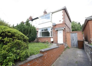 2 bed semi-detached house to rent in Shelton New Road, Hanley, Stoke-On-Trent ST4