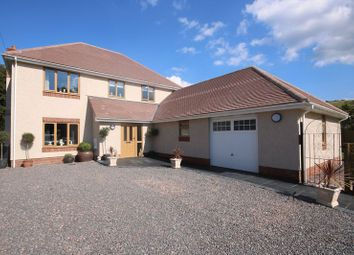 Thumbnail 4 bed detached house for sale in Bridge Street, Williton, Taunton