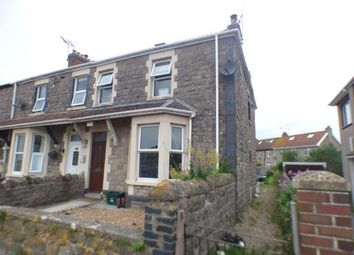 Thumbnail 3 bed semi-detached house for sale in Thornbury Road, Uphill, Weston-Super-Mare