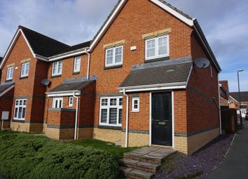 Thumbnail 3 bed terraced house for sale in Caesar Way, Wallsend