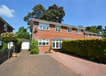 Thumbnail 4 bed semi-detached house for sale in Cambrian Way, Finchampstead, Berkshire
