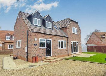 Thumbnail 3 bedroom detached house for sale in Selwyn Corner, Guyhirn, Wisbech