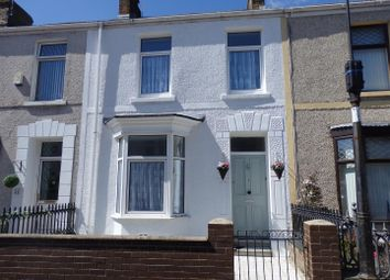 Thumbnail 4 bed terraced house for sale in Coldstream Street, Llanelli