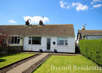 Thumbnail 2 bed semi-detached bungalow for sale in Ormesby Road, Caister-On-Sea, Great Yarmouth
