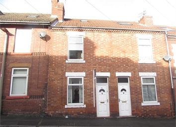 Thumbnail 3 bed terraced house for sale in Athelstane Road, Conisbrough, Doncaster