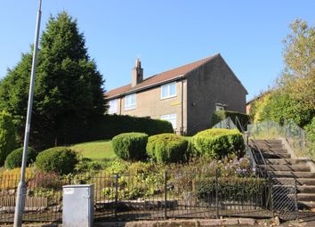 Thumbnail 2 bed flat for sale in 7 Quarryknowe Street, Faifley
