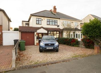 Thumbnail 4 bed semi-detached house for sale in Wood End Road, Wednesfield, Wolverhampton, West Midlands