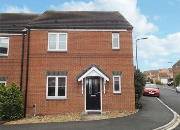 Thumbnail 3 bedroom semi-detached house for sale in Sundew Court, Stockton-On-Tees, Durham