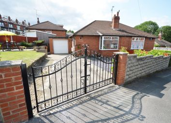 2 bed semi-detached bungalow for sale in Monk Bridge Avenue, Meanwood, Leeds, West Yorkshire. LS6