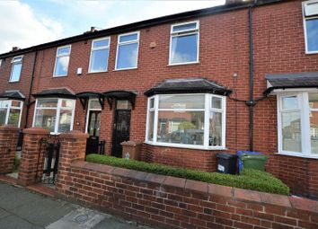 Thumbnail 3 bed terraced house for sale in Greenfield Street, Audenshaw, Manchester