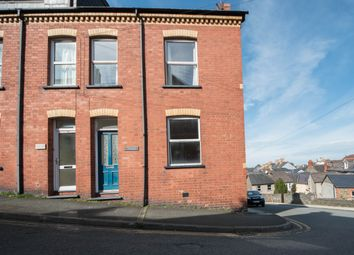 Thumbnail 4 bed end terrace house for sale in Edgehill Road, Aberystwyth
