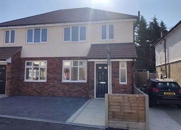 Thumbnail 3 bed semi-detached house for sale in Wilmar Close, Uxbridge, Middlesex