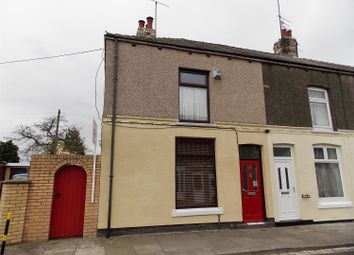 Thumbnail 3 bedroom end terrace house for sale in Flora Street, Eston, Middlesbrough