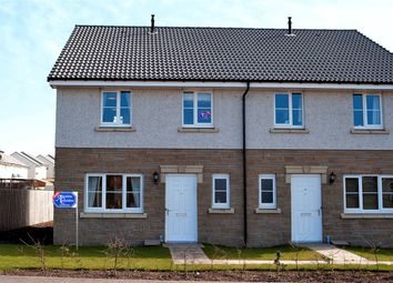 Thumbnail 2 bedroom semi-detached house for sale in Montrose Road, Arbroath, Angus