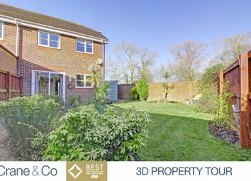 Thumbnail 3 bed semi-detached house for sale in Cuckmere Close, Hailsham