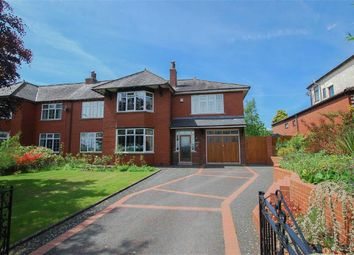 Thumbnail 5 bedroom semi-detached house for sale in Ainsworth Hall Road, Bolton