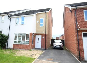 Thumbnail 5 bedroom semi-detached house for sale in Warwick Road, Blackburn