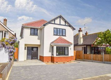 Thumbnail 4 bed detached house for sale in Highlands Boulevard, Leigh-On-Sea, Essex