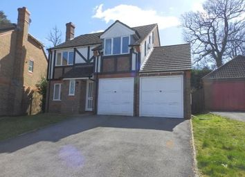 Thumbnail 4 bedroom detached house to rent in Ward Close, Wadhurst