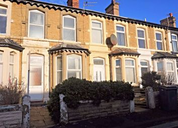 Thumbnail 2 bedroom terraced house for sale in Moorhouse Street, Blackpool