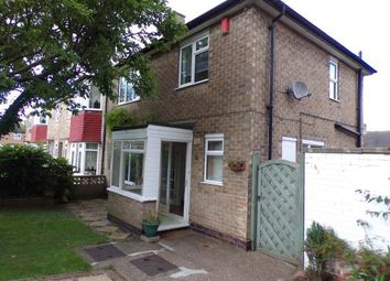 Thumbnail 3 bed end terrace house for sale in Maypole, Clifton, Nottingham, Nottinghamshire
