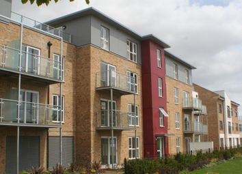 Thumbnail 2 bed flat to rent in Porters Way, West Drayton