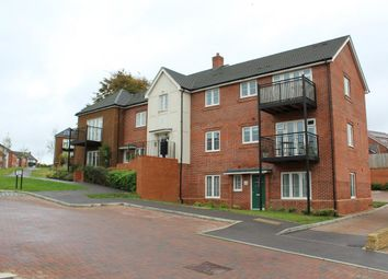 Thumbnail 2 bed flat for sale in Henry Court, Allamand Close, Fleet
