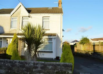 Thumbnail 2 bed semi-detached house for sale in Pengry Road, Swansea