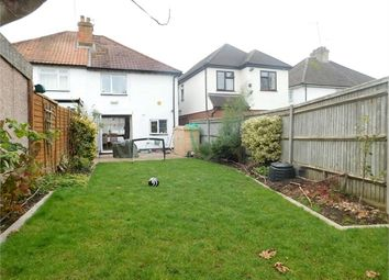 Thumbnail 3 bed semi-detached house to rent in Beresford Avenue, Hanwell, London