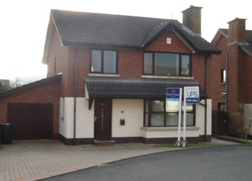 Thumbnail 4 bed detached house for sale in Blackthorn Way, Newtownabbey
