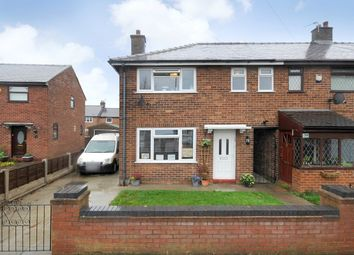 Thumbnail 3 bed end terrace house for sale in Poplars Avenue, Warrington
