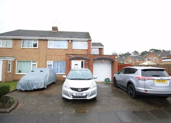 Thumbnail 4 bed semi-detached house for sale in Fulthorpe Avenue, Darlington, Co Durham