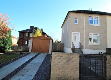 Thumbnail 2 bed semi-detached house for sale in Bruce Terrace, Glasgow