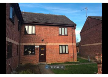 Thumbnail 1 bed flat to rent in Meadowvale Gardens, King's Lynn