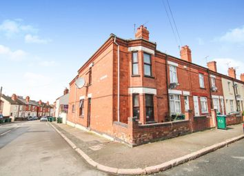 Thumbnail 4 bed end terrace house for sale in Augustus Road, Coventry