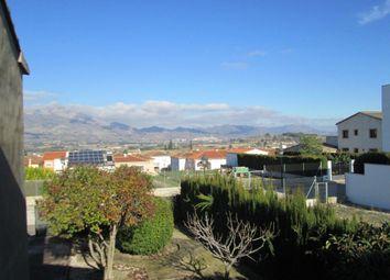 Thumbnail 4 bed villa for sale in Benimarfull, Costa Blanca North, Costa Blanca, Valencia, Spain