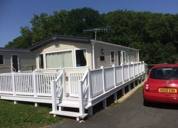 Thumbnail 2 bed mobile/park home for sale in Hillway Road, Bembridge, Bembride