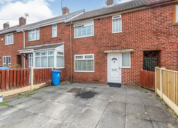 Thumbnail 2 bed terraced house for sale in Nelson Avenue, Whiston, Prescot, Merseyside
