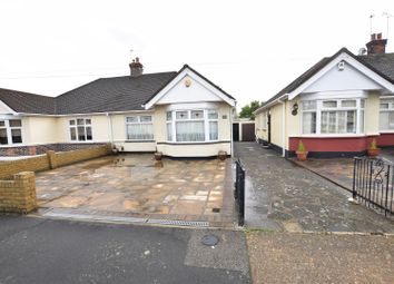 Thumbnail 2 bed semi-detached bungalow for sale in Portland Gardens, Chadwell Heath, Romford