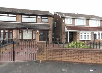 Thumbnail 3 bed semi-detached house for sale in Sherwoods Lane, Liverpool