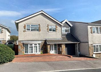 4 bed detached house for sale in Maple Drive, Brackla, Bridgend CF31